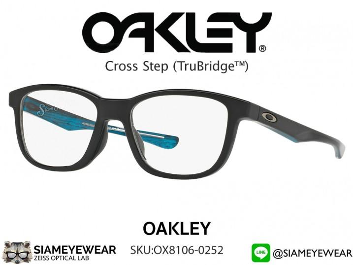 แว่น Oakley Optic Cross Step OX8106-0252