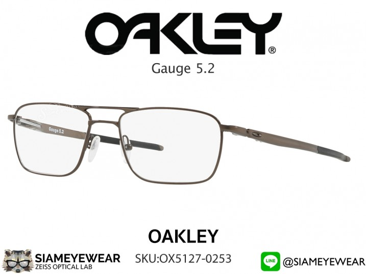 แว่น Oakley Optic Gauge 5.2 Truss OX5127-0253