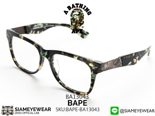 แว่น A BATHING APE BA13043