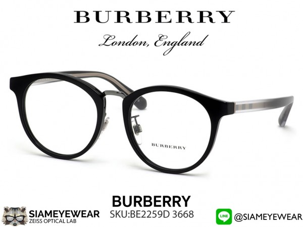 แว่น Burberry Optic BE2259D 3668