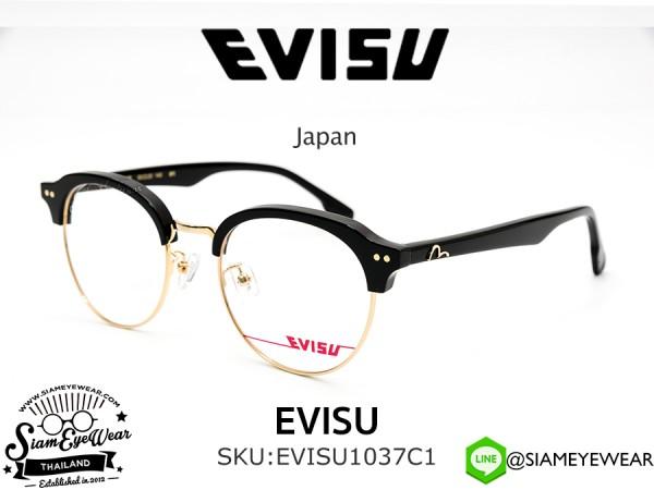 แว่น EVISU 1037 C1 Optic Black