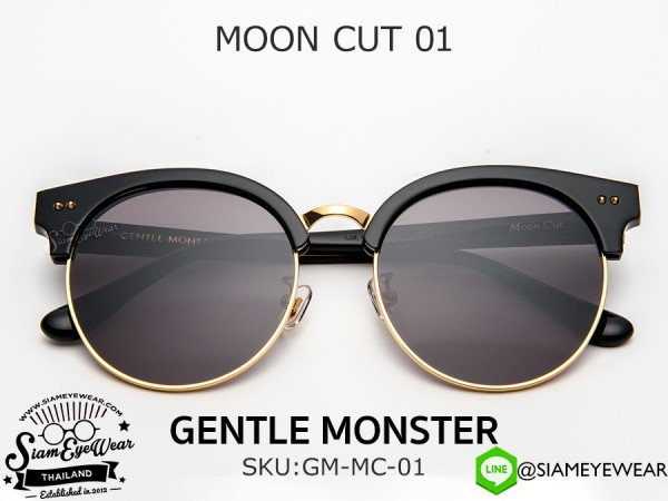 แว่น GENTLE MONSTER MOON CUT 01