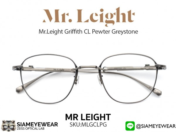 Mr.Leight Griffith CL Pewter Greystone