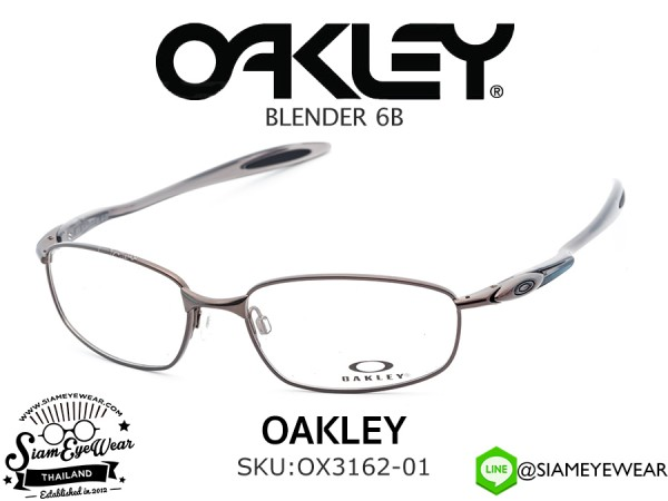 แว่น Oakley Optic BLENDER OX3162-01 Pewter