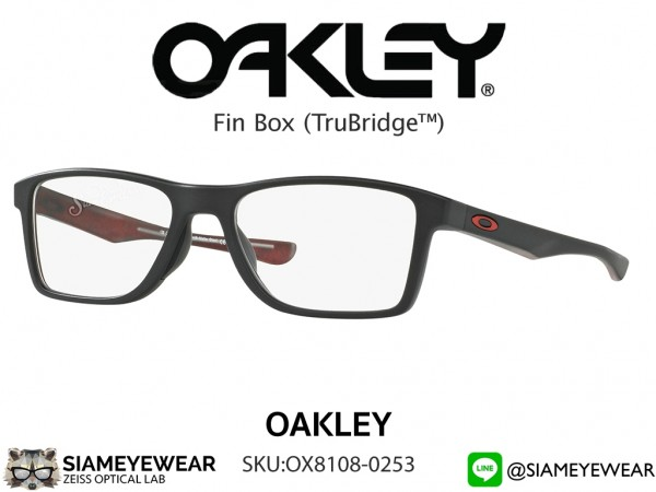 แว่น Oakley Optic Fin Box OX8108-0253