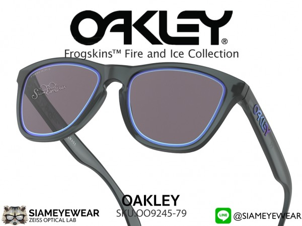 แว่น Oakley FROGSKINS ASIAN FIT OO9245-79