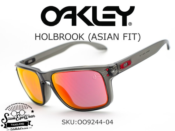 แว่น Oakley Holbrook Asian Fit OO9244-04