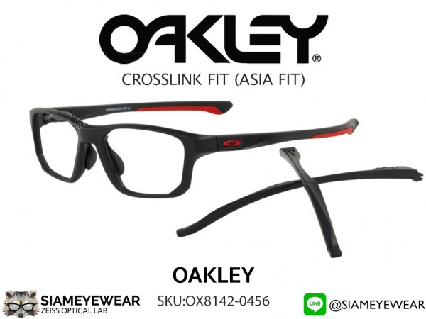 แว่นสายตา Oakley Optic Crosslink Fit A OX8142-0456