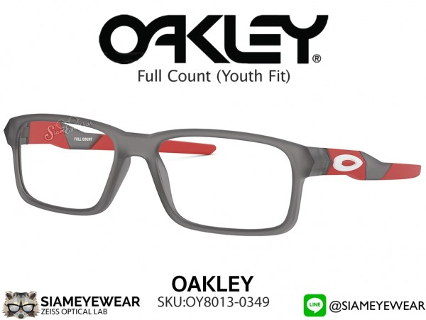 แว่นเด็ก Oakley Optic Full Count OY8013-03
