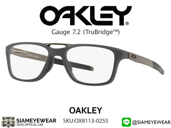 แว่น Oakley Optic Gauge 7.2 Arch OX8113-02