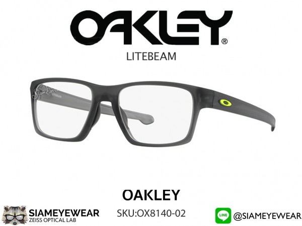แว่น OAKLEY Optic LITEBEAM OX8140-02