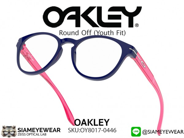 แว่นเด็ก Oakley Optic Round Off OY8017-04