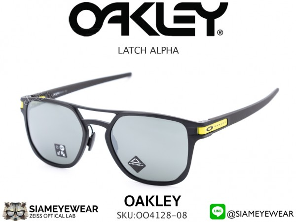 แว่น Oakley LATCH ALPHA OO4128-0853