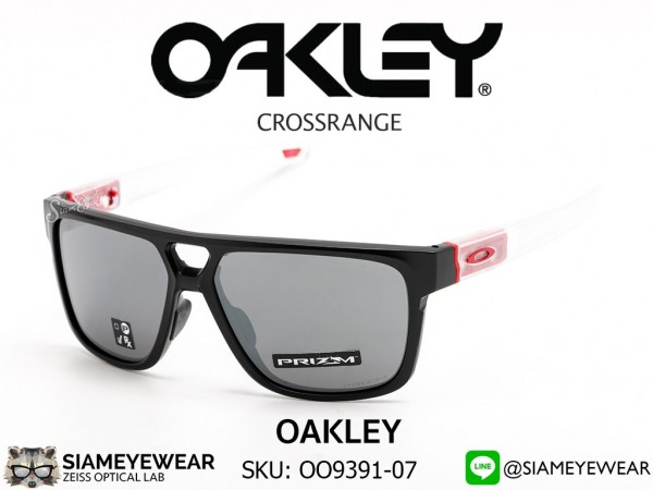 แว่น Oakley CROSSRANGE PATCH OO9391-0760
