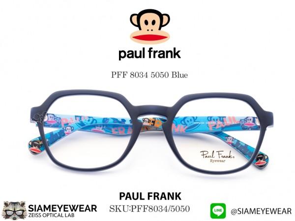 แว่น Paul Frank PFF 8034 5050 Blue