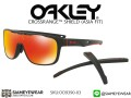 แว่น Oakley CROSSRANGE SHIELD (ASIA FIT) OO9390-03 Matte Black/Prizm Ruby