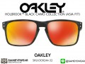 แว่นกันแดด Oakley HOLBROOK PRIZM (ASIAN FIT) OO9244-32 Black Camo/Prizm Ruby