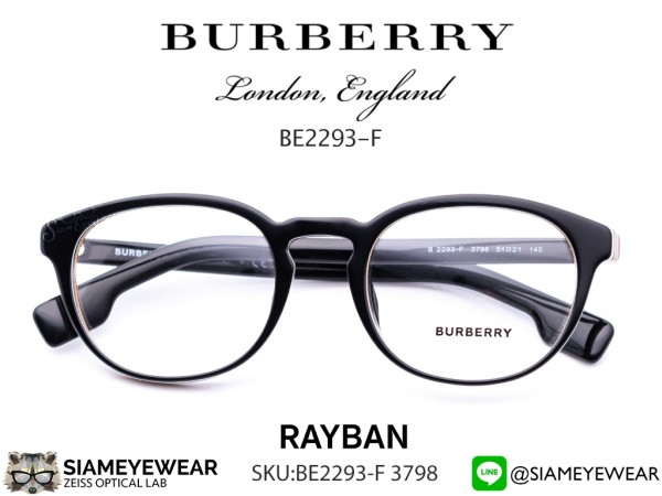 แว่น Burberry Optic BE2293F 3798