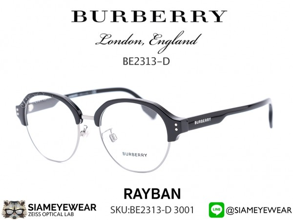 แว่น Burberry Optic BE2313D 3001