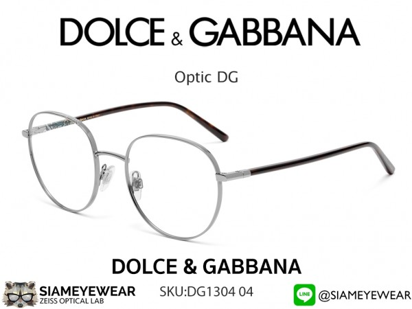 แว่นตา DOLCE & GABBANA Optic DG1304 04