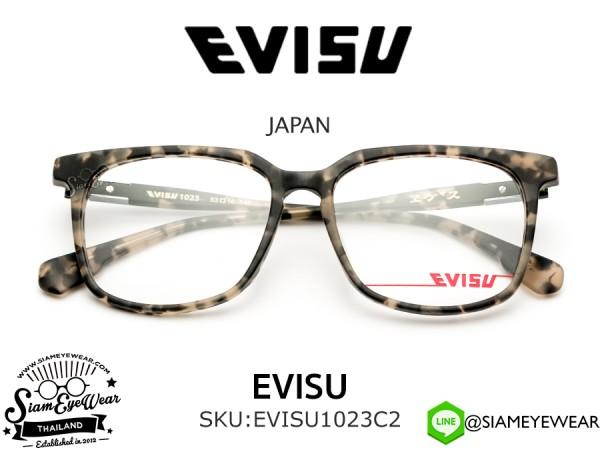 แว่นสายตา EVISU 1023 C2 Optic Matte Tortoise