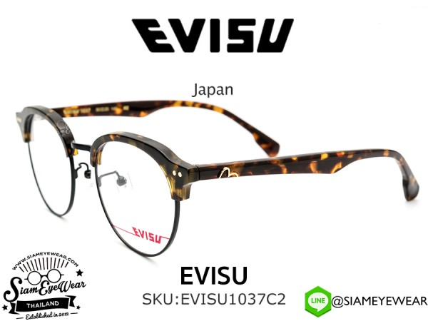 แว่น EVISU 1037 C2 Optic Tortoise