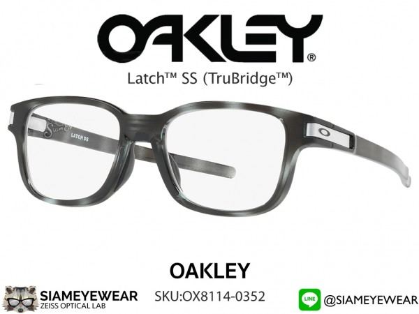 แว่น Oakley LATCH SS OX8114-03