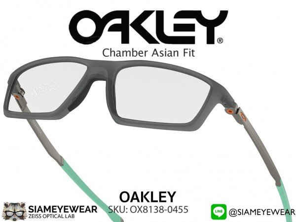 แว่น Oakley Optic Chamber OX8138-04