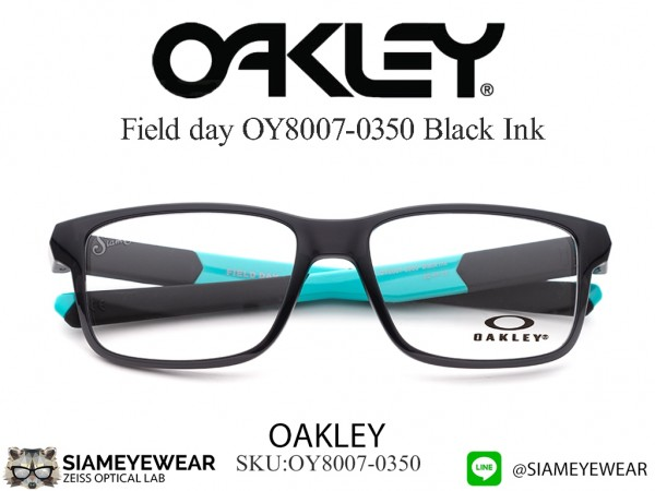 แว่นตา Oakley Field day OY8007 Black Ink