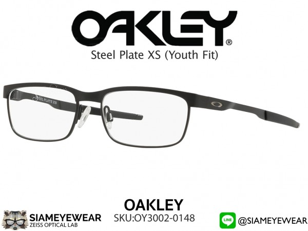 แว่นเด็ก Oakley Optic Steel Plate XS OY3002-01