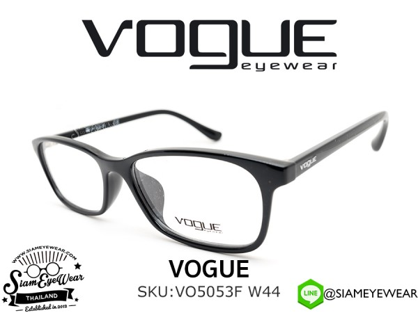 แว่นตา Vogue Optic VO5053F W44 Black