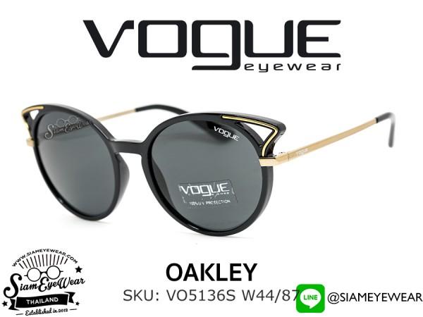 แว่น Vogue VO5136S W44/87 Black/Grey